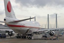 Cimarronさんが、羽田空港で撮影した航空自衛隊 747-47Cの航空フォト(飛行機 写真・画像)