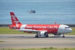 ちゃぽんさんが、中部国際空港で撮影したエアアジア・ジャパン A320-216の航空フォト(写真)