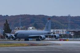Mochi7D2さんが、横田基地で撮影したアメリカ空軍 KC-135R Stratotanker (717-148)の航空フォト(飛行機 写真・画像)