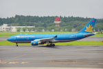 ちゃぽんさんが、成田国際空港で撮影したベトナム航空 A330-223の航空フォト(写真)