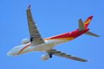 ちゃぽんさんが、成田国際空港で撮影した香港航空 A330-343Xの航空フォト(飛行機 写真・画像)