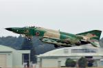 Flankerさんが、茨城空港で撮影した航空自衛隊 RF-4E Phantom IIの航空フォト(写真)