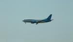 ジャンクさんが、ブリスベン空港で撮影したナウル・エアラインズ 737-319の航空フォト(写真)