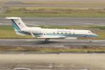 OMAさんが、羽田空港で撮影した海上保安庁 G-V Gulfstream Vの航空フォト(飛行機 写真・画像)