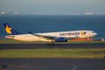 BENKIMAN-ENLさんが、羽田空港で撮影したスカイマーク A330-343Xの航空フォト(写真)