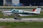 MOR1(新アカウント)さんが、福岡空港で撮影した日本個人所有 A36 Bonanza 36の航空フォト(飛行機 写真・画像)