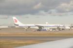 KKiSMさんが、関西国際空港で撮影した中国国際航空 A330-343Xの航空フォト(写真)