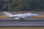 神宮寺ももさんが、高松空港で撮影したアルペン 525A Citation CJ2の航空フォト(写真)