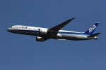 sin747さんが、羽田空港で撮影した全日空 787-9の航空フォト(飛行機 写真・画像)
