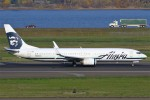 masa707さんが、ポートランド国際空港で撮影したアラスカ航空 737-990の航空フォト(写真)