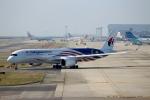 ハピネスさんが、関西国際空港で撮影したマレーシア航空 A350-941XWBの航空フォト(写真)