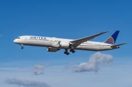 LAX Spotterさんが、ロサンゼルス国際空港で撮影したユナイテッド航空 787-10の航空フォト(写真)