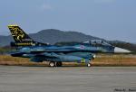 れんしさんが、築城基地で撮影した航空自衛隊 F-2Aの航空フォト(写真)