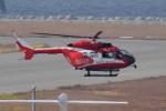 ITM44さんが、神戸空港で撮影した神戸市航空機動隊 BK117C-2の航空フォト(写真)