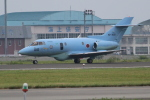 OMAさんが、千歳基地で撮影した航空自衛隊 U-125A(Hawker 800)の航空フォト(飛行機 写真・画像)