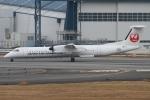 rjジジィさんが、伊丹空港で撮影した日本エアコミューター DHC-8-402Q Dash 8の航空フォト(写真)