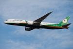 goldengoldsさんが、成田国際空港で撮影したエバー航空 787-9の航空フォト(写真)