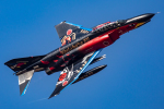 まんぼ しりうすさんが、茨城空港で撮影した航空自衛隊 F-4EJ Kai Phantom IIの航空フォト(飛行機 写真・画像)