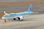 Echo-Kiloさんが、中部国際空港で撮影した大韓航空 BD-500-1A11 CSeries CS300の航空フォト(写真)