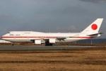 たみぃさんが、千歳基地で撮影した航空自衛隊 747-47Cの航空フォト(写真)
