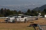 木人さんが、峯岡山分屯基地で撮影した海上自衛隊 SH-60Kの航空フォト(写真)