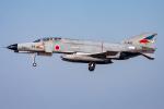 まんぼ しりうすさんが、茨城空港で撮影した航空自衛隊 F-4EJ Kai Phantom IIの航空フォト(写真)