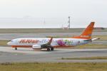 kix-boobyさんが、関西国際空港で撮影したチェジュ航空 737-8ASの航空フォト(写真)