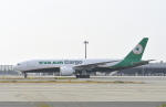 kix-boobyさんが、関西国際空港で撮影したエバー航空 777-F5Eの航空フォト(写真)