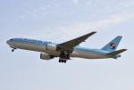 kix-boobyさんが、関西国際空港で撮影した大韓航空 777-2B5/ERの航空フォト(写真)