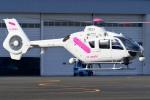 kamerajiijiさんが、東京ヘリポートで撮影した東邦航空 EC135T2の航空フォト(写真)