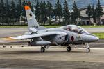 ぶーむらいふさんが、横田基地で撮影した航空自衛隊 T-4の航空フォト(写真)
