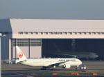 ハム太郎。さんが、羽田空港で撮影した日本航空 777-346/ERの航空フォト(写真)