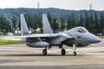 ぶーむらいふさんが、横田基地で撮影した航空自衛隊 F-15J Eagleの航空フォト(写真)