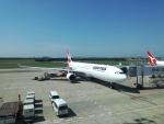 ジャンクさんが、ブリスベン空港で撮影したカンタス航空 A330-303の航空フォト(写真)