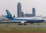プルシアンブルーさんが、成田国際空港で撮影したニッポン・ミニチュア・ボールベアリング DC-10-30CFの航空フォト(写真)