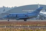 Cozy Gotoさんが、茨城空港で撮影した航空自衛隊 U-125A(Hawker 800)の航空フォト(写真)