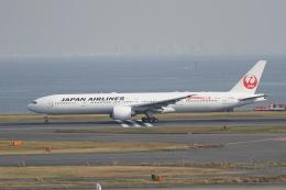 pringlesさんが、羽田空港で撮影した日本航空 777-346/ERの航空フォト(飛行機 写真・画像)