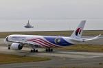 simokさんが、関西国際空港で撮影したマレーシア航空 A350-941XWBの航空フォト(写真)