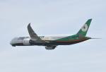 kix-boobyさんが、関西国際空港で撮影したエバー航空 787-9の航空フォト(写真)