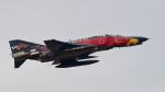 パンダさんが、茨城空港で撮影した航空自衛隊 F-4EJ Kai Phantom IIの航空フォト(写真)