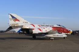 多楽さんが、茨城空港で撮影した航空自衛隊 F-4EJ Kai Phantom IIの航空フォト(写真)
