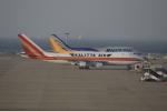 masa2525さんが、中部国際空港で撮影したカリッタ エア 747-209B(SF)の航空フォト(写真)