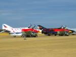 ひとつぼし / 航空YouTuberさんが、茨城空港で撮影した航空自衛隊 F-4EJ Kai Phantom IIの航空フォト(飛行機 写真・画像)
