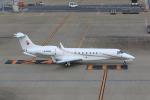 たまさんが、羽田空港で撮影した東方公務航空 EMB-135BJ Legacy 650の航空フォト(写真)