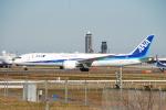SHOさんが、成田国際空港で撮影した全日空 787-9の航空フォト(写真)