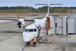 md11jbirdさんが、熊本空港で撮影したANAウイングス DHC-8-402Q Dash 8の航空フォト(写真)