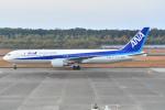 md11jbirdさんが、熊本空港で撮影した全日空 767-381/ERの航空フォト(写真)
