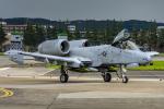 ぶーむらいふさんが、横田基地で撮影したアメリカ空軍 A-10C Thunderbolt IIの航空フォト(写真)