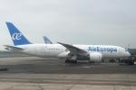 zettaishinさんが、ホルヘ・チャベス国際空港で撮影したエア・ヨーロッパ 787-8 Dreamlinerの航空フォト(写真)