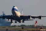 fukusukeさんが、那覇空港で撮影した日本貨物航空 747-4KZF/SCDの航空フォト(写真)